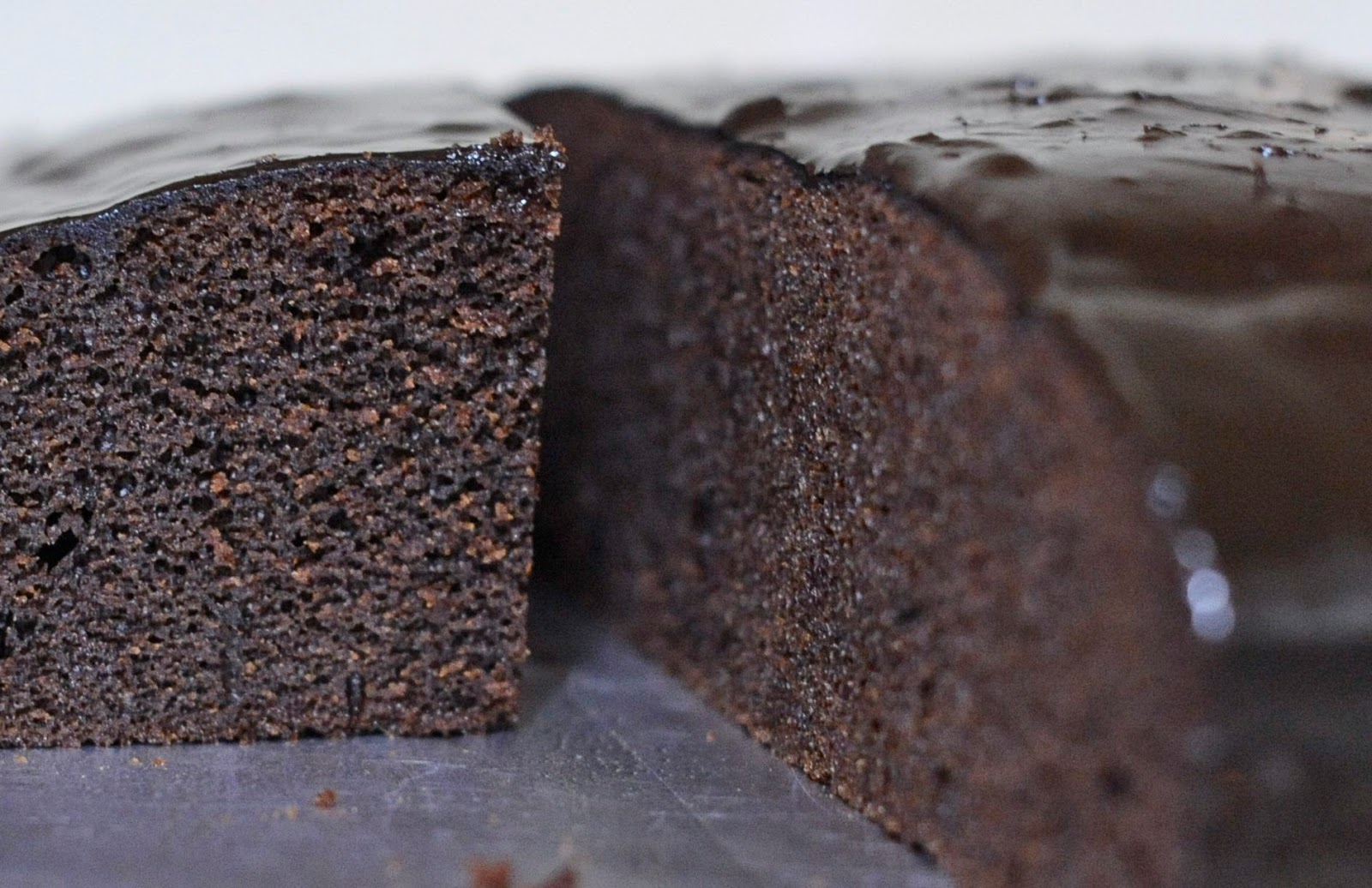 Resepi Kek Coklat Lembab Bakar Paling Sedap Blogopsi