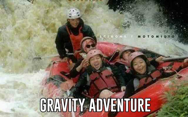 paket murah arung jeram rafting di pangalengan bandung gravity adventure