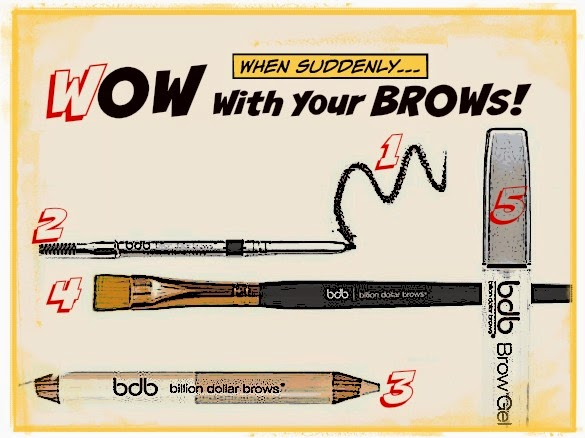 Wow with your brows by Barbie's Beauty Bits