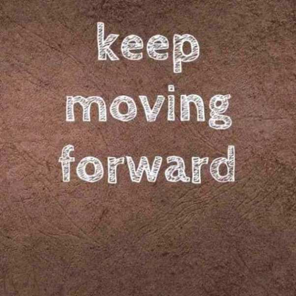 quotes about moving forward - photo #18