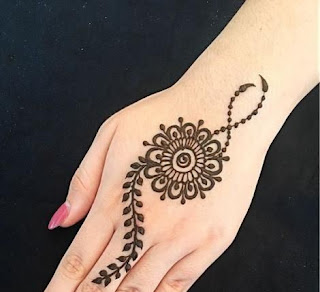 125 Stunning Yet Simple Mehndi Designs For Beginners Easy And