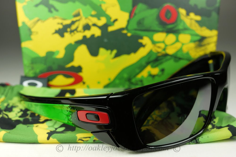 986ac76147 oakley limited edition jupiter camo fuel cell