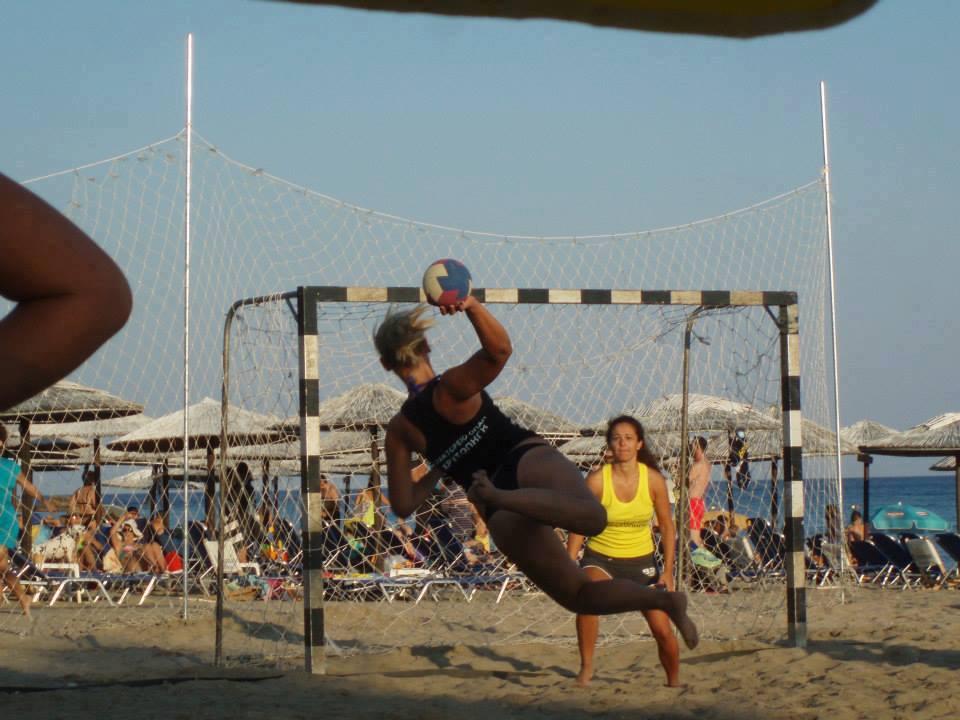 Στην Αλεξανδρούπολη το Κύπελλο Ελλάδας Μπιτς Χάντμπολ