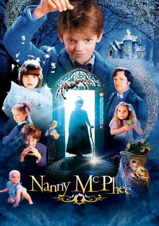 Poster of Nanny McPhee 2005 BRRip 720p Dual Audio 900Mb