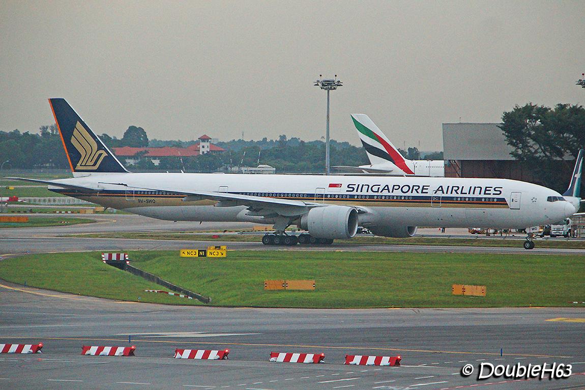 Singapour Changi [SIN-WSSS] DSC09079