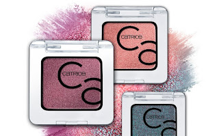 Preview: CATRICE - Art Couleurs Eyeshadows - www.annitschkasblog.de