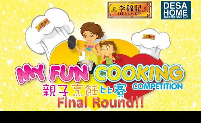 Pusingan Akhir 'My Fun Cooking' Saksikan 5 Pasukan Berentap Sengit