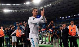 Real Madrid Restui Cristiano Ronaldo Pindah ke Juventus
