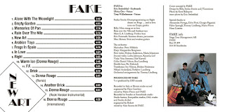 FAKE - New Art [DR091203]