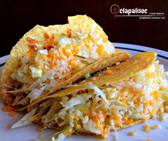 IHOP Philippines IHOP Tacos Hard shell