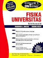 Judul : Teori dan Soal-Soal  FISIKA   UNIVERSITAS (Schaum's Outlines)