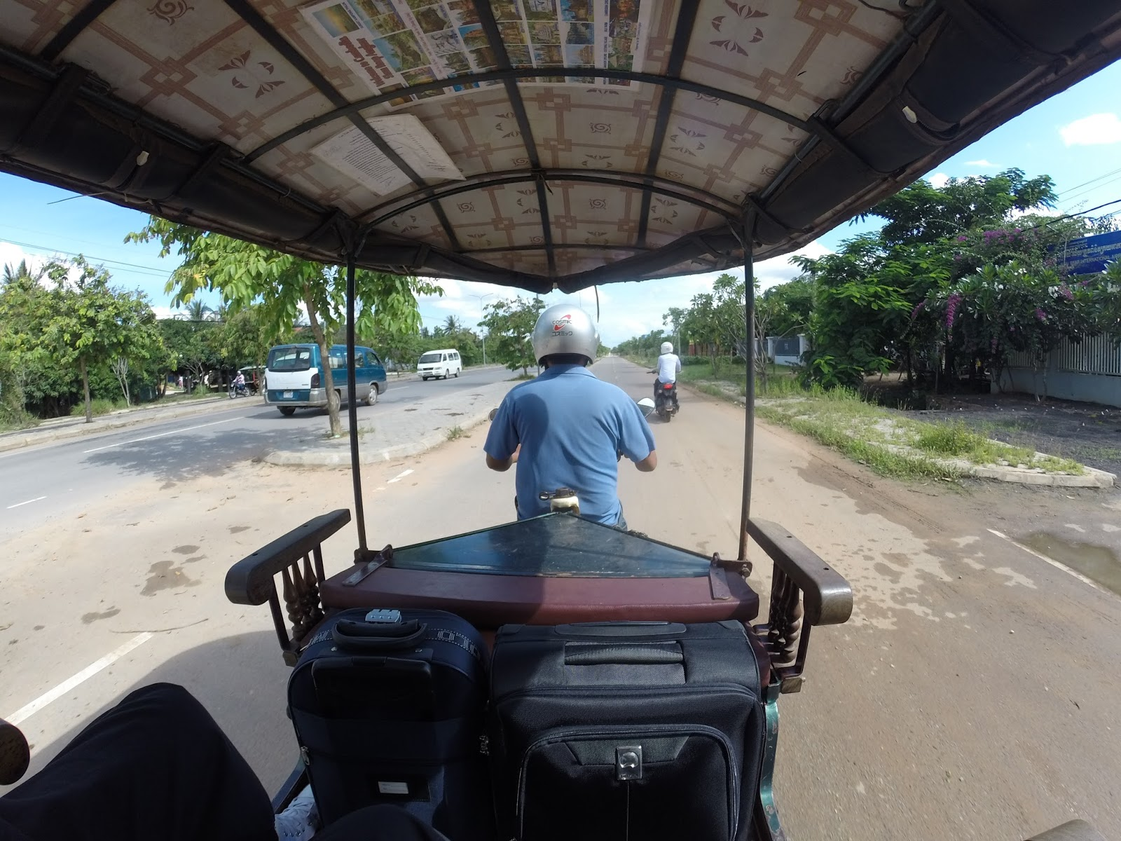 Travel ke Siem Reap, Cambodia | Kampong Phluk