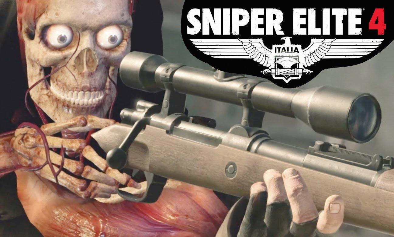 download sniper elite 4 full crack