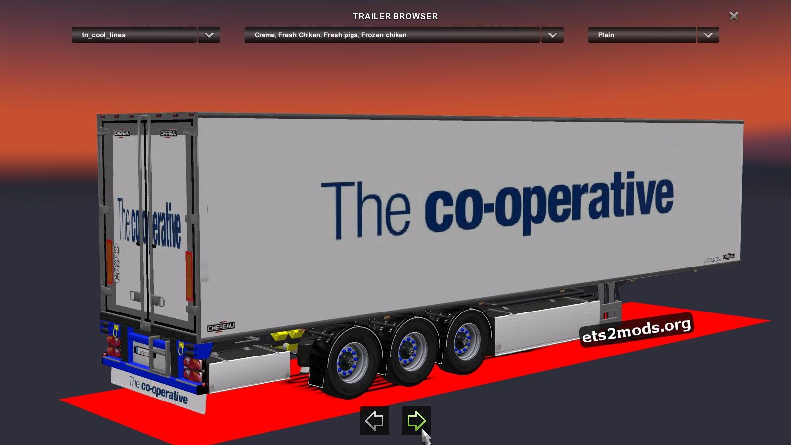 Trailer - Cooperative