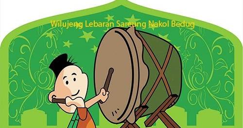 Lafadz Gema Doa Takbiran Malam Hari Raya Lebaran Idul ...