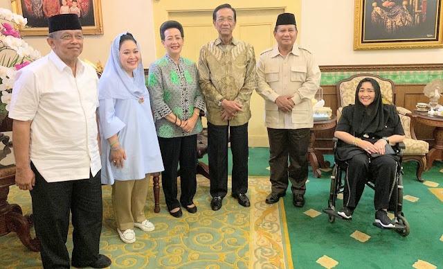 Titiek Soeharto Ungkap Pesan Sri Sultan HB X ke Prabowo