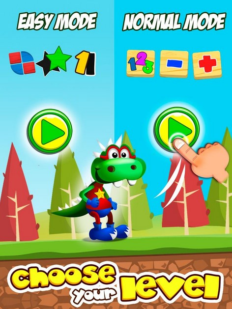 Free Download Preschool learning games for kids shapes & colors