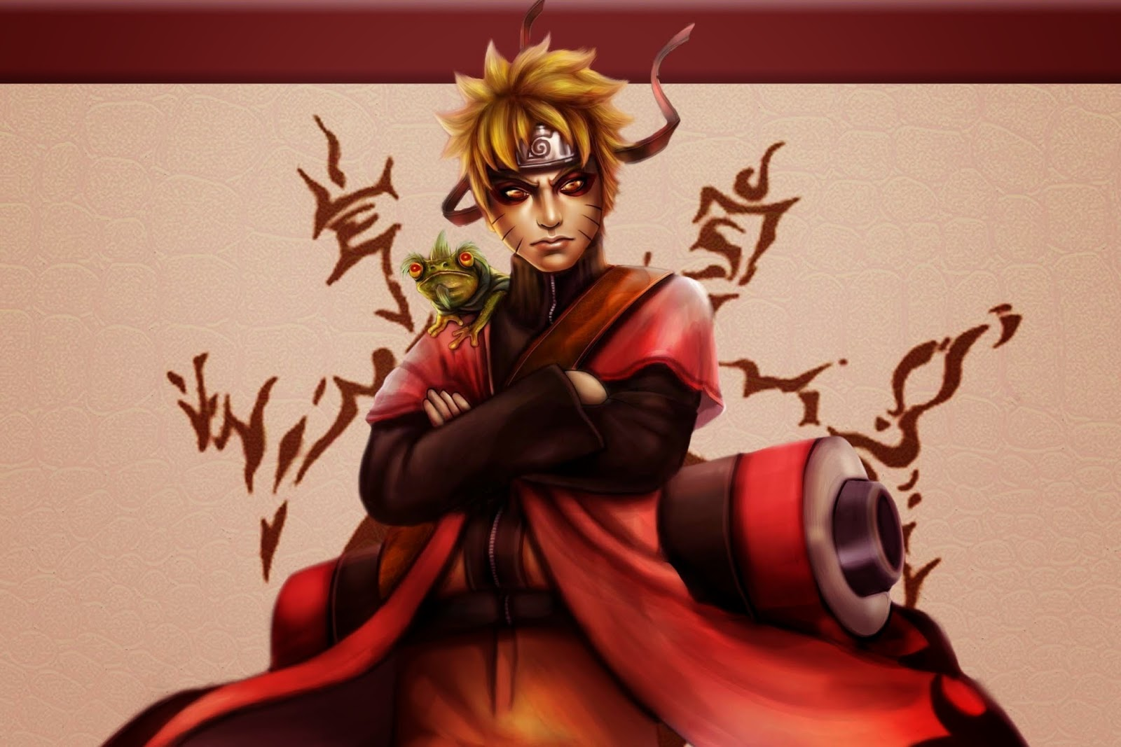 Collection Image Wallpaper Animasi Naruto Keren 3d