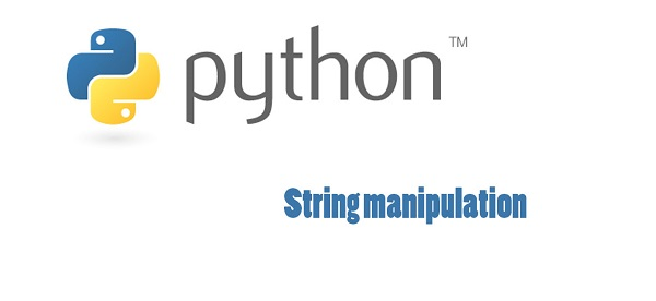 string , Manipulating Strings