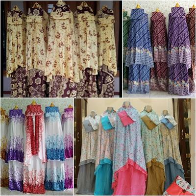 Pusat Grosir Mukena Batik Tebaik Murah dan Berkualitas di Indonesia