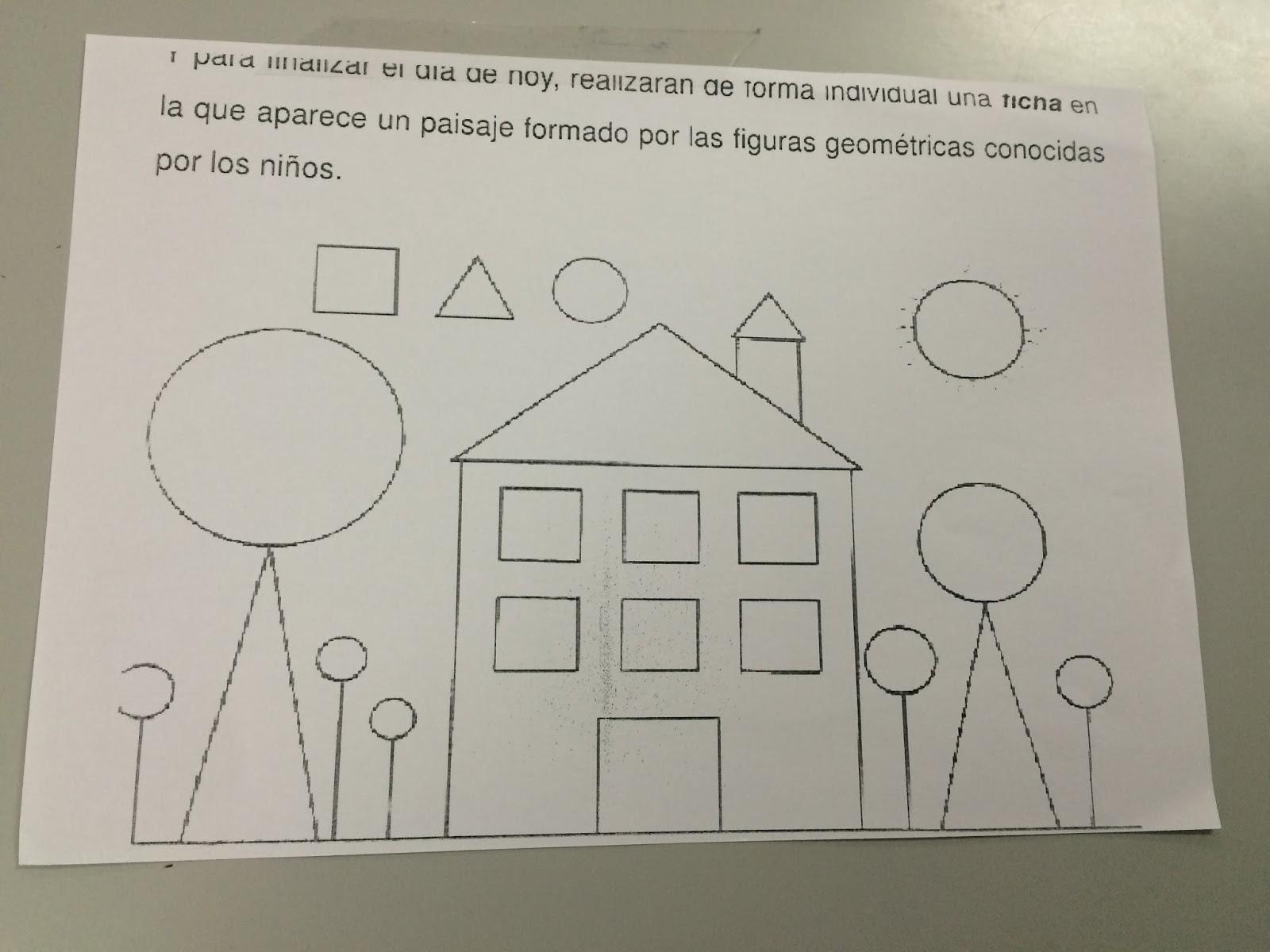 INFORMTICA JEREZ trabajamos las figuras geomtricas