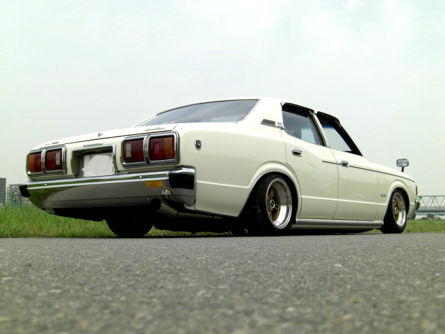 Toyota Crown MS105