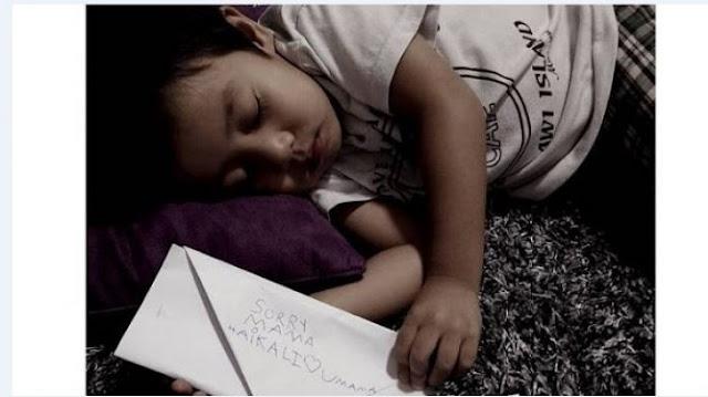 Anak Ini Gemar Sembunyikan Ponsel Sang Ibu, Ternyata Alasannya Bikin Nangis Netizen