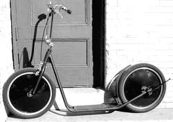 trottinette Wormtown Scooter Company