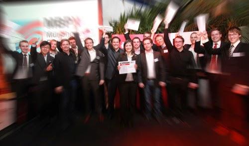 Ein Businessplan-Wettbewerb von BayStartUP