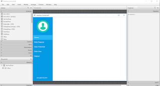 Cara Membuat Interface Aplikasi Pada JavaFx 12