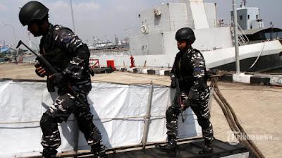 Gunakan bom, tiga nelayan di Palu ditangkap TNI AL