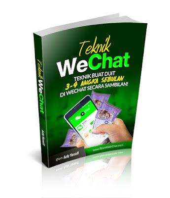 Rahsia Jana Duit 3-4 Angka Dengan Bisnes WeChat