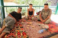 Uzbekistan, Derbent, Shurob River, topchan, © L. Gigout, 2012