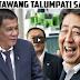 W0W: HINDI MO MAPIPIGILAN MAPAPATAWA KA DITO SA SPEECH Ni TATAY DIGONG DUTERTE SA JAPAN! PANOORIN
