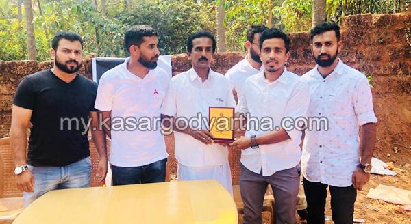 Kerala, News, Choori, Kasargod, Football club inaugurated.