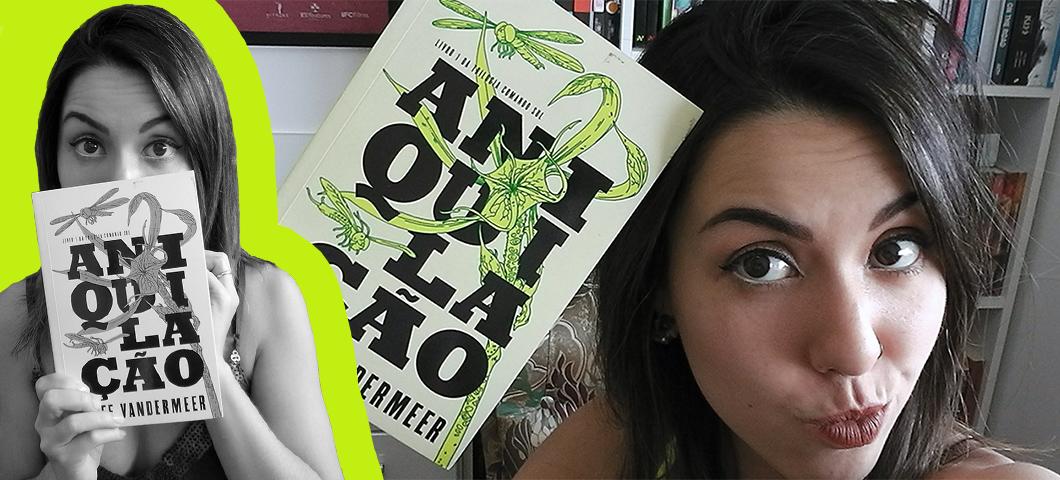 Resenha de Aniquilação, o primeiro livro da trilogia Comando Sul, de Jeff Vandermeer. O legal é que vai virar filme, dirigido por Alex Garland e com Natalie Portman no papel principal.