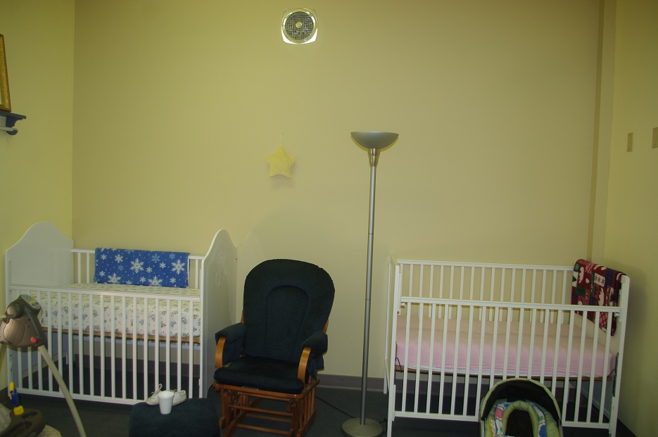 Thousand Square Feet: Ideas For Church Nursery Mini-