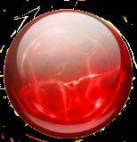 imagen de la orbe roja de dragon city