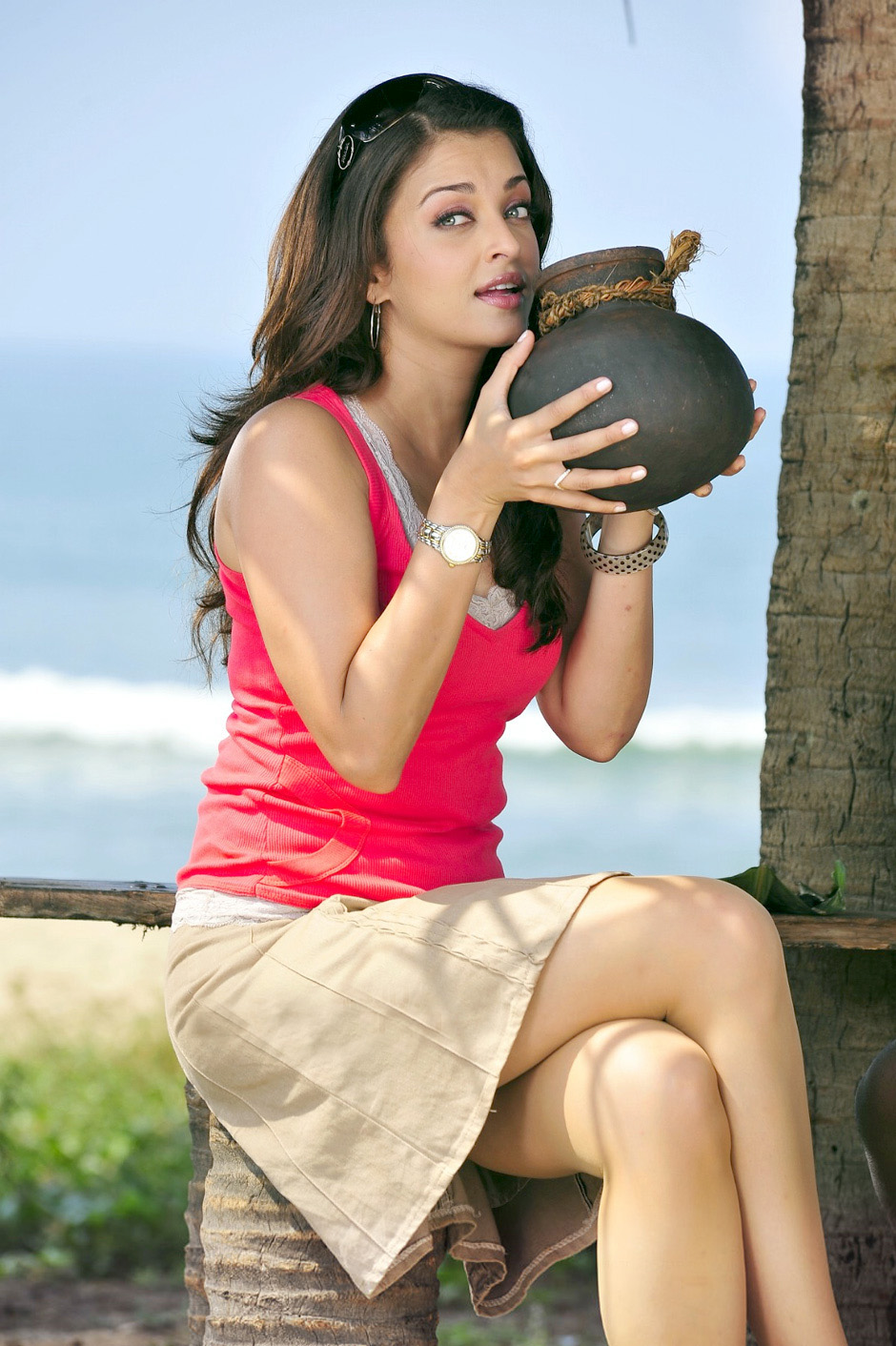 Aishwarya Rai In Endhiran Hot Hot Pics Stills