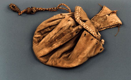 A Woodsrunner's Diary Traditional PreClearance Highland Sporran Adorable Sporran Pattern