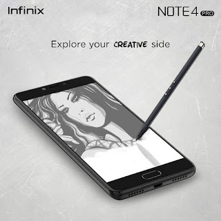 Infinix Note 4 Pro Now Available See Price And Where To Buy