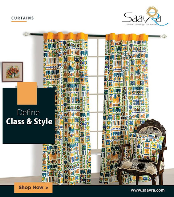 beautiful curtains online