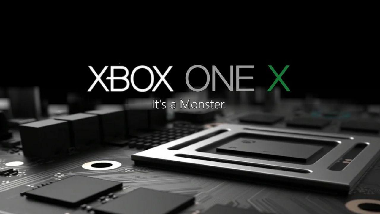 Data uscita Xbox One X