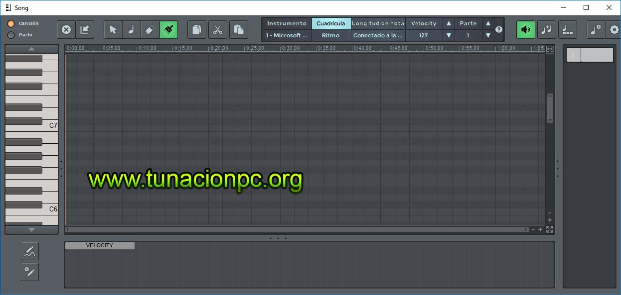n-Track Studio, Poderoso Editor de Audio
