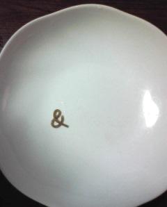 蕎麦のアンパサンド