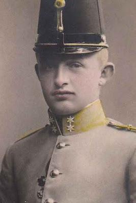 letzter Kaiser von Österreich.