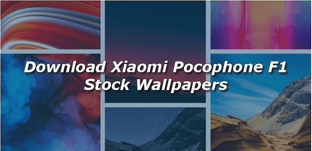 Pocophone Wallpapers, Download Xiaomi Poco F1 Wallpapers