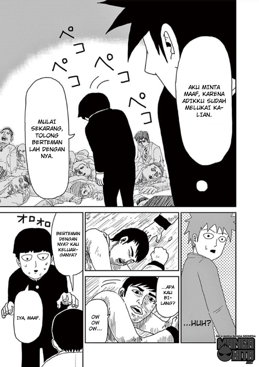 Mob Psycho 100 Chapter 30-16