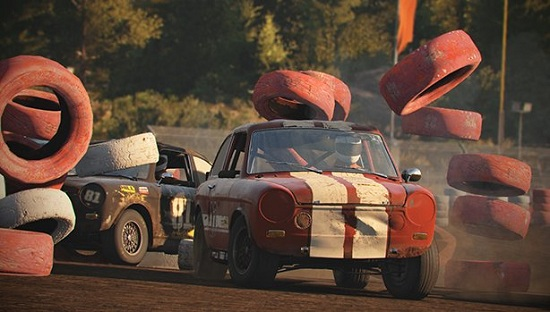 Next Car Game: Wreckfest PC Game Download. ~ PC Games Full ...