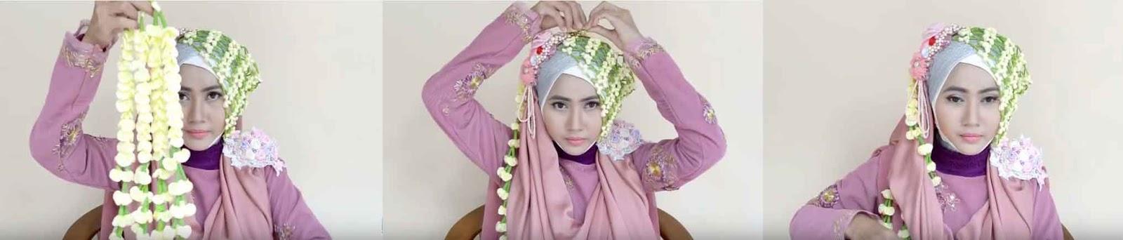 tutorial hijab pengantin6